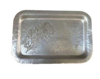 Vintage Trade Continental Mark Silverlook Tray **Free shipping**