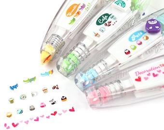 Decorative Adhesive Lace Tape Pen - Scrapbook Accessory