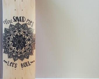 Customized Skateboard Deck