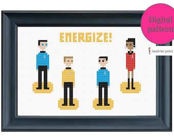 Star Trek Original Series - Energize!