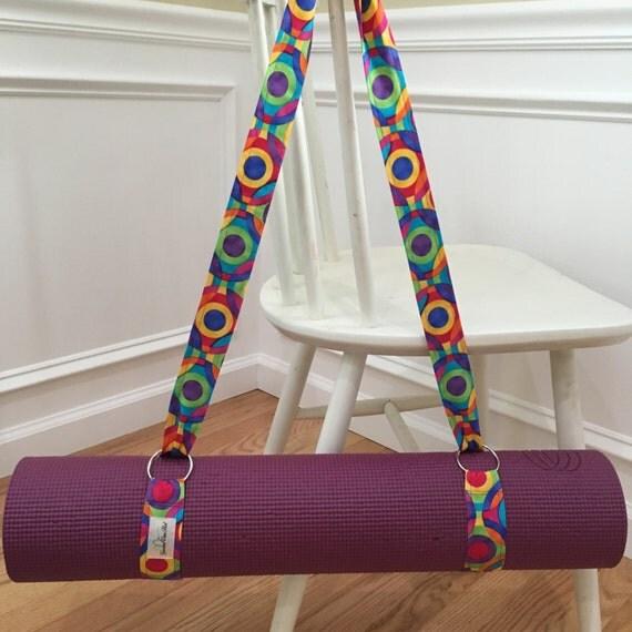 Yoga Mat Strap Yoga Mat Carrier Yoga Mat Sling Yoga