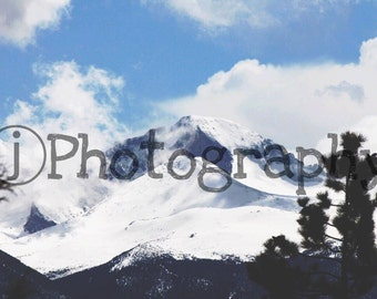 Beautiful Mountain Digital Download Photo