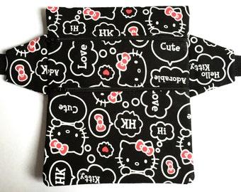 Black Hello Kitty Fanny Pack