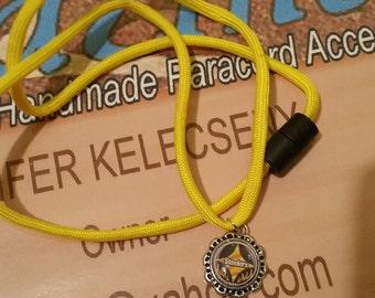 Velcro Charm Necklaces