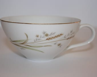 Golden Harvest Tea Cup