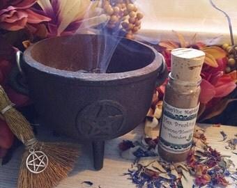 Hex Breaking Incense Hoodoo Blowing Powders
