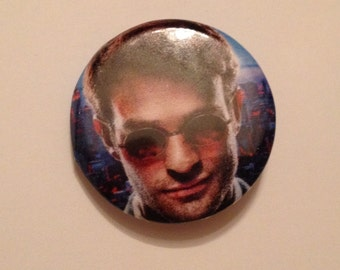 Daredevil Inspired Matt Murdock 1 Inch Button!