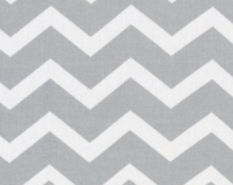 Nursing Cover Gray & White Chevron -- Breastfeeding Cover Up Large Neutral