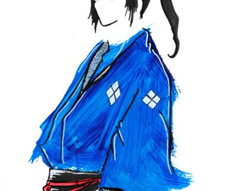 Samurai Champloo Etsy