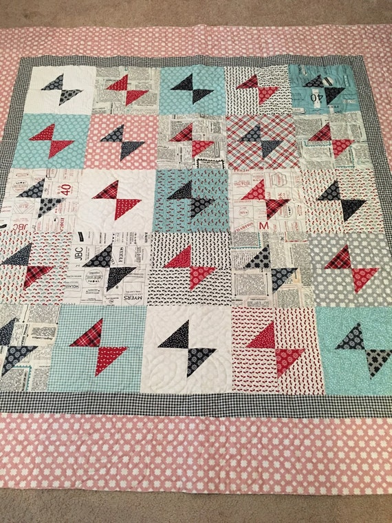 modern handmade quilts for sale quilts handmade machine pieced bow tie quilt for 6152