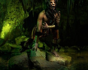 Scar from Lion King Cosplay print by KeltonFX