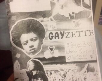the gayzette #2 - WOMEN LOVING WOMEN