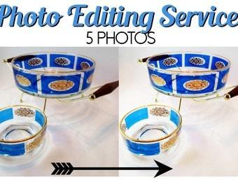 Photo Editing 5 Photos, Etsy Product Photo Editing, Photo Editing Service, Make Your Listings Pop!