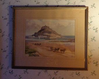 Frank Neville framed print