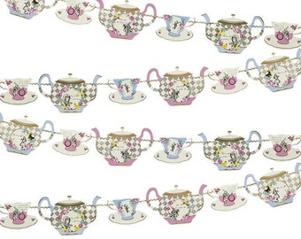 Truly Alice Whimsical and Decorative Bunting