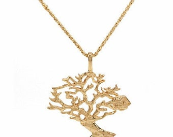 TREEHOUSE NECKLACE