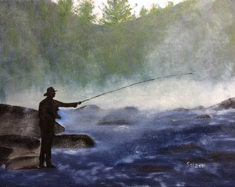 Misty Morning on the Fly