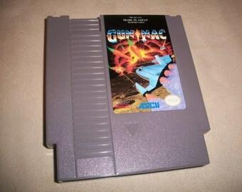 Gun-Nac GunNac NES Nintendo reproduction Game