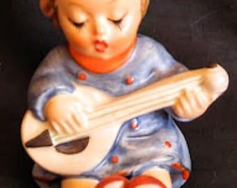 Joyful Hummel Figurine