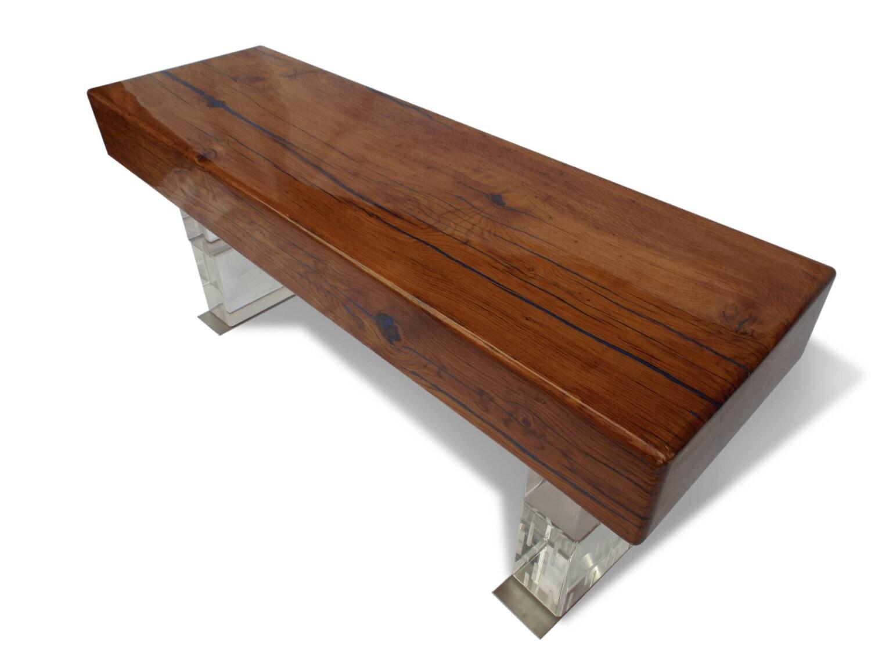 Oak Bench Seat Oak Coffee Table