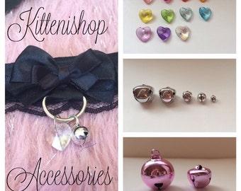 Kittenish Collar Accessories
