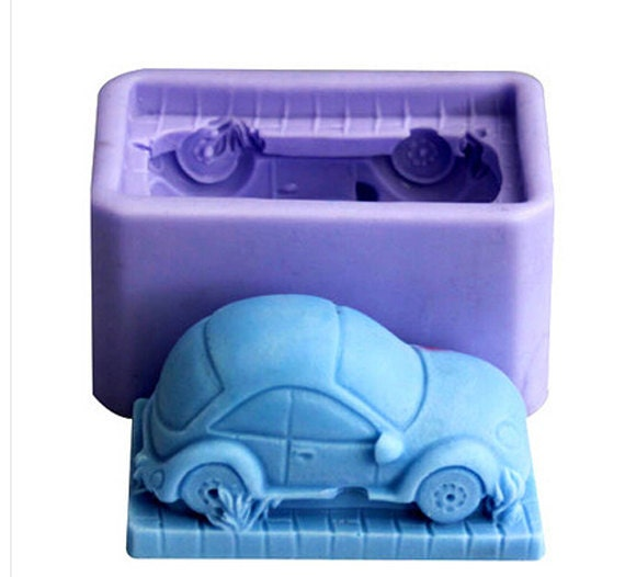 Car Molds For Cake Decorating : Cars silicone cake mold soap mold baking tools chocolate