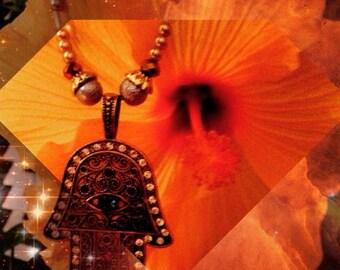 La Déesse KHAMSA - Goddess KHAMSA
