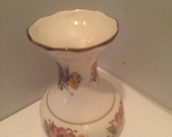 Vintage 1970s Porcelain VASE