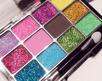 Pretend Multi-Colored Eyeshadow Palette, Pretend Makeup, Valentines Day