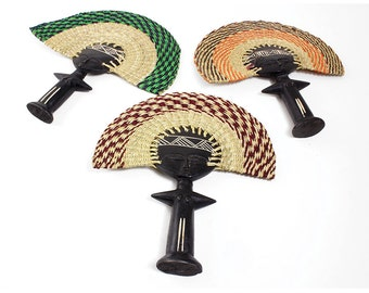 Authentic African Fans