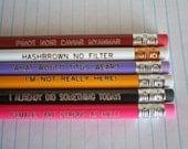 Unbreakable Kimmy Schmidt Pencil Set of Six >> Office Supplies >> Funny Gift