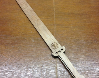 Toy Sword - Virtues