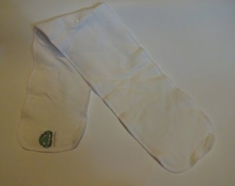 24 Inch x 5 inch Snap In SNAKE SOAKER INSERT for HuggableEarth Fitted Diapers