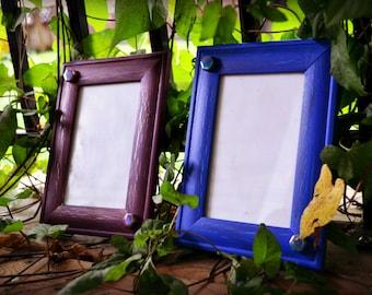 Antiqued Frames