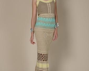 Dress long Lemmon foot