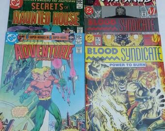 Lot of Comic Books, Comic Books,Vintage comic books, Ephemera