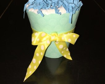 Diaper Cupcakes Sets of 3 or more!