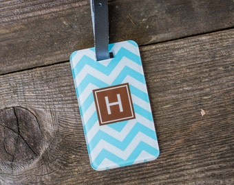 Personalized Luggage Tag, Monogammed Bag Tag, Golf Bag Tag, Bridal Party Gift, Personalized Gift