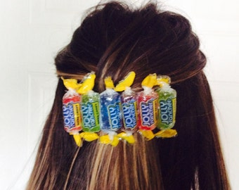 Barette hair jolly rancher