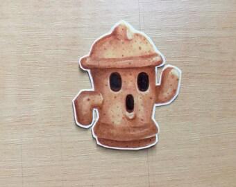 Animal Crossing Gyroid Sticker