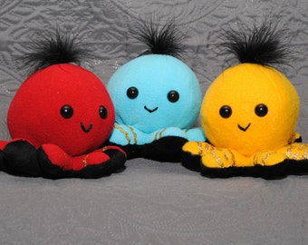 Star Trek TOS Octoplushie Set