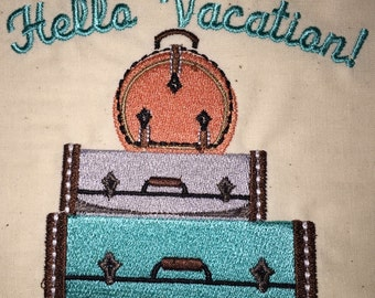 Vacation, Cruise, and Summer Tote Bag