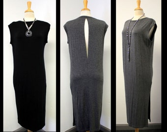 New Adorable In Style Peek A Boo  Long  Maxi Drees Trendy Look, Boho, Travel, Country,