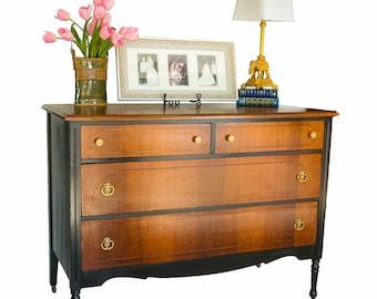 Antique Dresser- Vintage Dresser