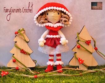 Zelia the Christmas doll (english pdf)