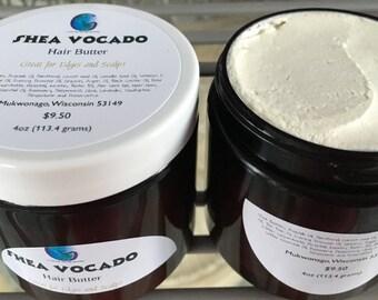 Shea Vocado Hair Butter