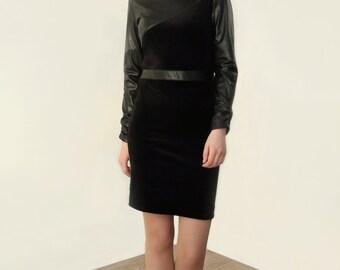 Black bird - dress. Size M