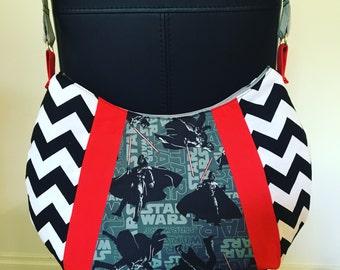 Galaxy wars baby bag