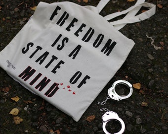 Tote bag - Freedom