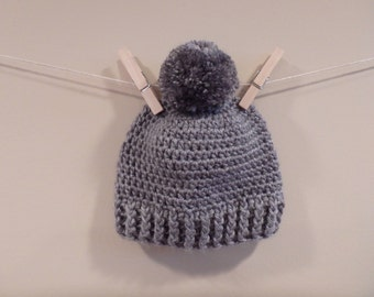 Little Kid's Winter Hat! Can be made in any color!